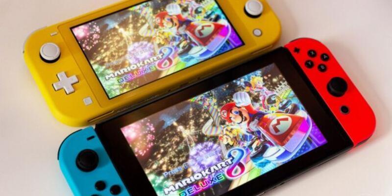 Yeni Nintendo Switch için her şey hazır