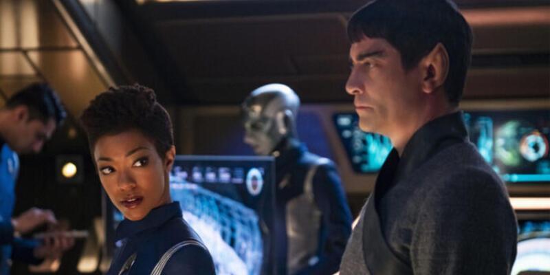 Star Trek: Discovery ertelendi