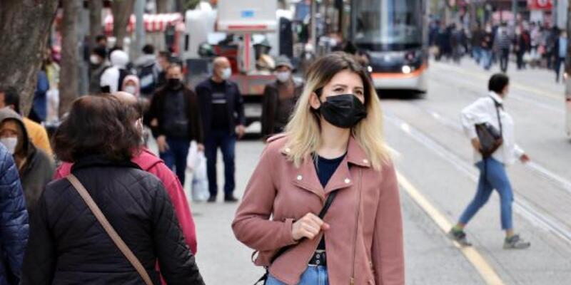 Bilecik ve Kütahya'da vakalar arttı, Eskişehir'de düşüşe geçti