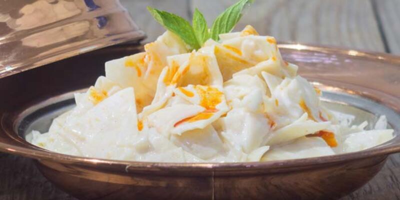 """Afyonkarahisar'ın yöresel lezzetlerinden """"Velense"""" tescillendi"""