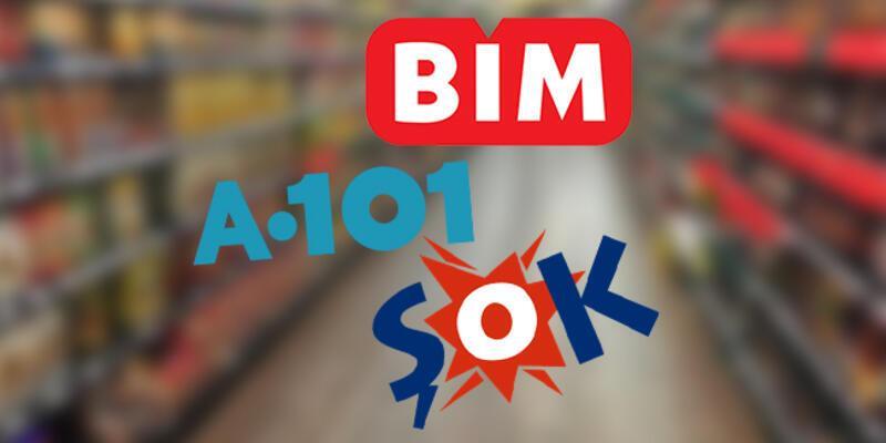 Hafta sonu BİM, A101, ŞOK açık mı? 9 Mayıs 2021 Pazar ŞOK, A101 kapalı mı, BİM çalışıyor mu?
