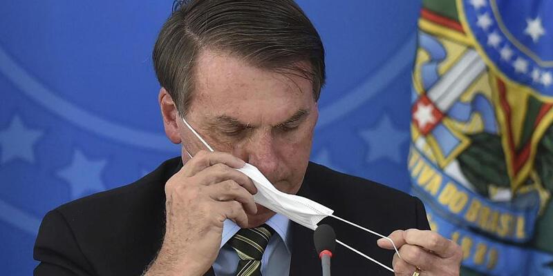 Salgında Bolsonaro hükümetinin ihmali olup olmadığı araştırılacak