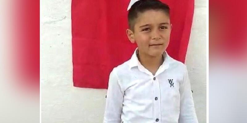 8 yaşındaki Burak, sulama kanalında boğuldu