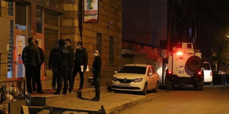 Ağrı'da bir polis, kadın meslektaşını öldürdü