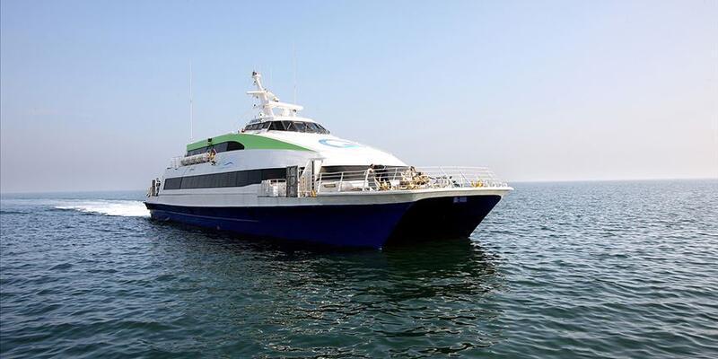 Bursa-İstanbul deniz otobüsü seferlerine ara verildi