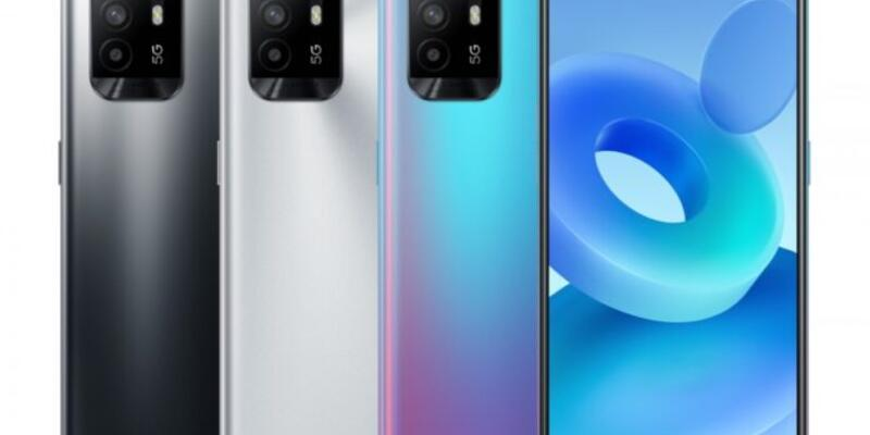 Oppo A95 5G ortaya çıktı