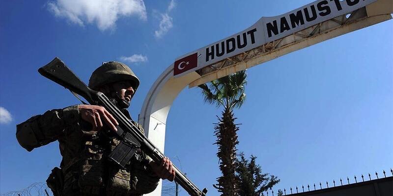 MSB: Suriye'den yasa dışı yollarla Türkiye'ye girmeye çalışan bir terörist yakalandı