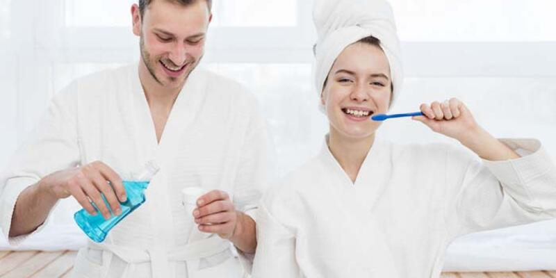 Doğru diş fırçalamanın püf noktaları