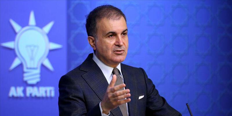 AK Parti Sözcüsü Çelik'ten, İYİ Parti Genel Başkanı Akşener'in, Cumhurbaşkanına yönelik sözlerine tepki