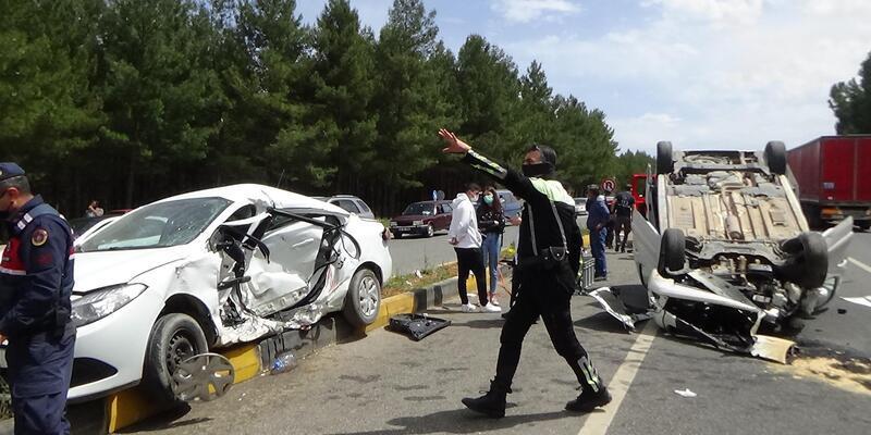 Muğla'da feci kaza: Ölü ve yaralılar var