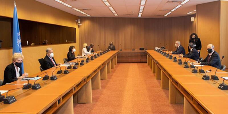 Son dakika haberi... Cenevre'deki Kıbrıs görüşmeleri: 6 maddelik öneri