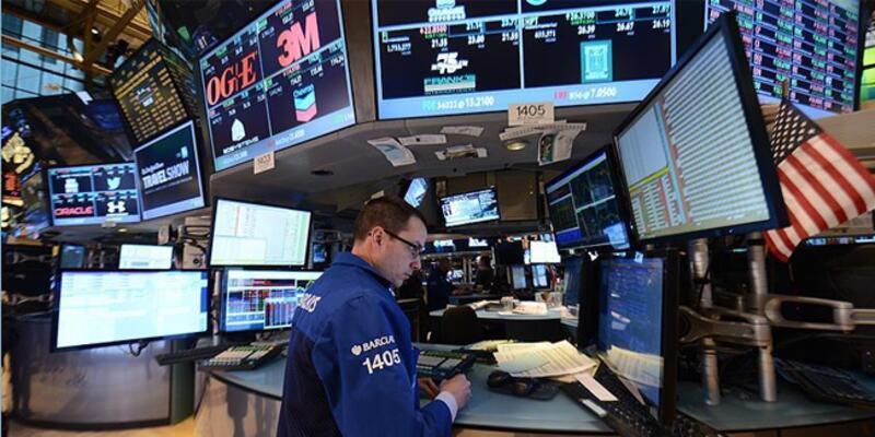 New York borsası Fed'in faiz kararının ardından düşüşle kapandı