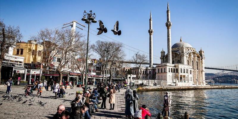 Marmara Bölgesi'nde sıcaklıklar artacak