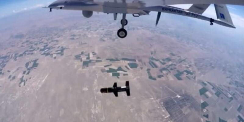 Son dakika... Irak'ın kuzeyinde 5 terörist SİHA'larla etkisiz hale getirildi