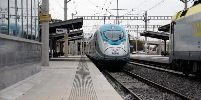 Konya-Karaman YHT hattı haziranda başlıyor