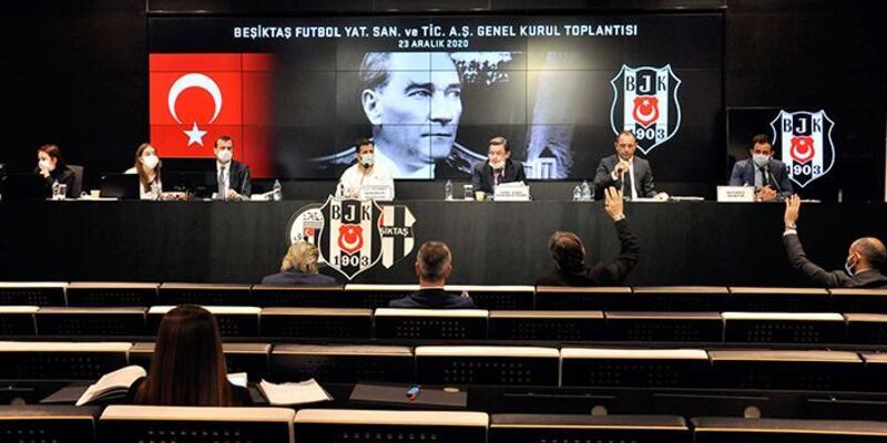 Beşiktaş'tan İstanbul Valiliği'ne başvuru