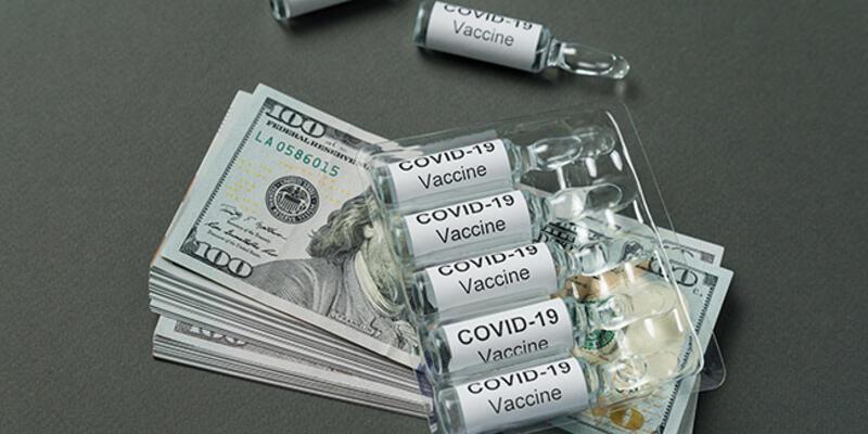 Dünya, Kovid-19 aşılarına 2025'e kadar 157 milyar dolar harcayacak