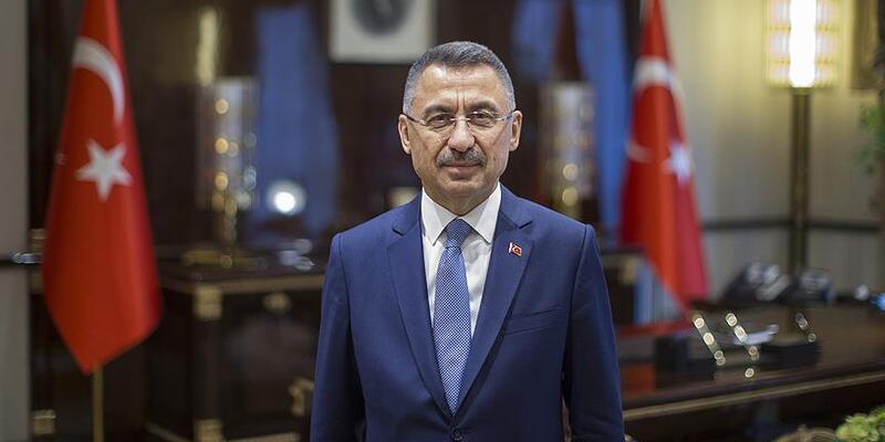 Cumhurbaşkanı Yardımcısı Oktay'dan GKRY'ye tepki