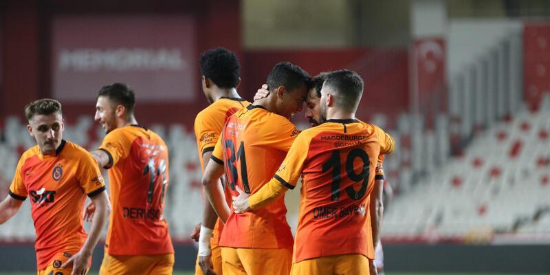 Galatasaray'da vaka sayısı 4'e çıktı