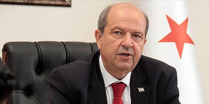 KKTC Cumhurbaşkanı Tatar'dan,  Kıbrıs konferansına ilişkin değerlendirme