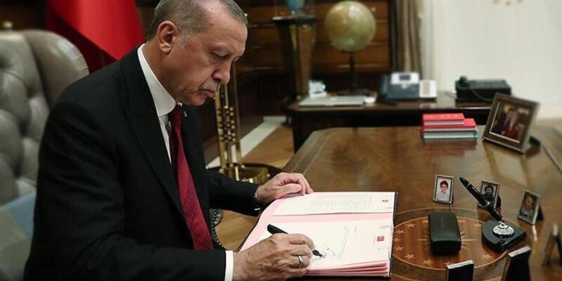 Resmi Gazete'de yayımlandı: Cumhurbaşkanı Erdoğan'dan İnsan Hakları Eylem Planı genelgesi