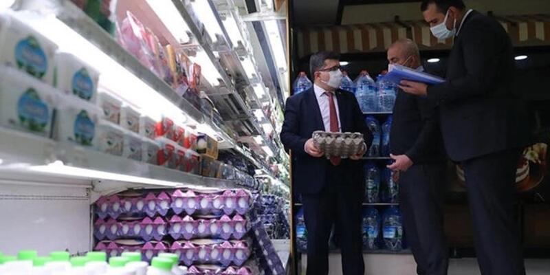 Kütahya'da koronavirüsle mücadelede yeni karar: Marketlerdeki bazı ürünlerin satışına kısıtlama