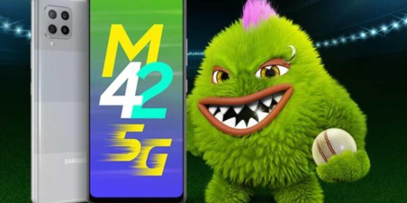 Samsung Galaxy M42 5G neler vaat ediyor