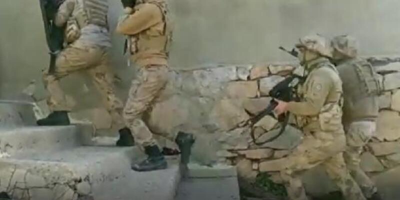 Terör operasyonu; 1'i muhtar 5 kişi gözaltında