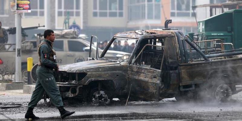 Son dakika haberi: Afganistan'da bombalı saldırı! Çok sayıda ölü ve yaralı var