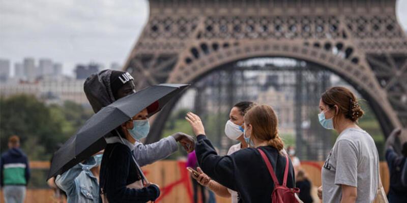 Fransa 9 Haziran'dan itibaren turist kabul edecek