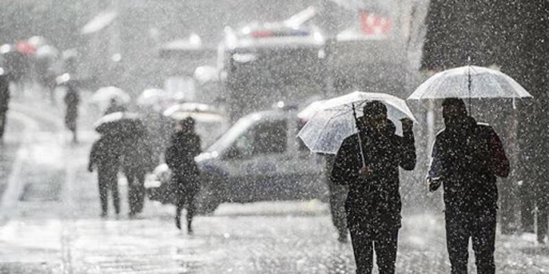 01 Mayıs 2021 hava durumu: Meteoroloji o illerde yaşayanları uyardı