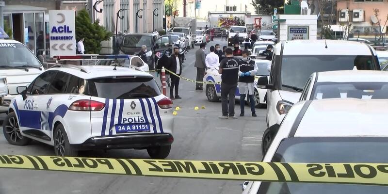 Gaziosmanpaşa'da sokakta yürürken silahlı saldırıya uğradı
