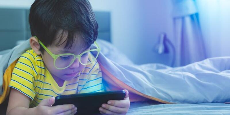 Çocuklarda teknoloji bağımlılığı depresyon nedeni