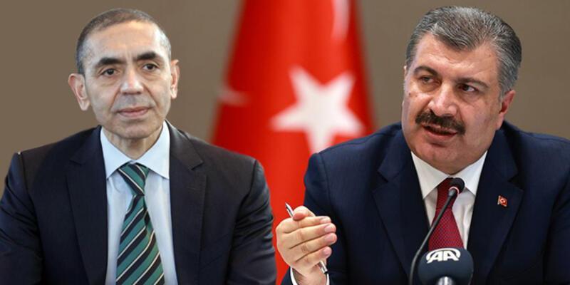 Sağlık Bakanı Fahrettin Koca açıkladı... Uğur Şahin'le gece yarısı telefonu.. Yaz hedefi: 18 yaş ve üstüne de aşı