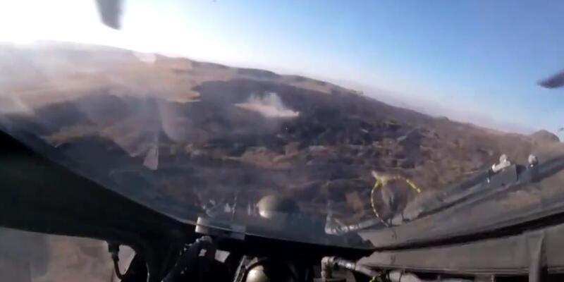 Son dakika... Pençe-Yıldırım operasyonu bölgesinde 2 PKK'lı terörist etkisiz hale getirildi