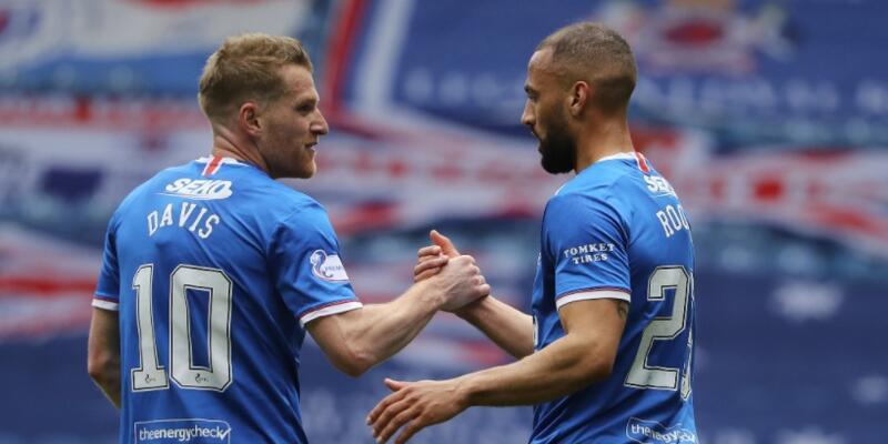 Rangers'tan Celtic'e 4 gol