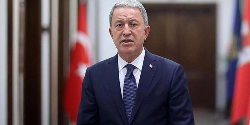 Son dakika haberi: Bakan Akar, Eskişehir'e geldi
