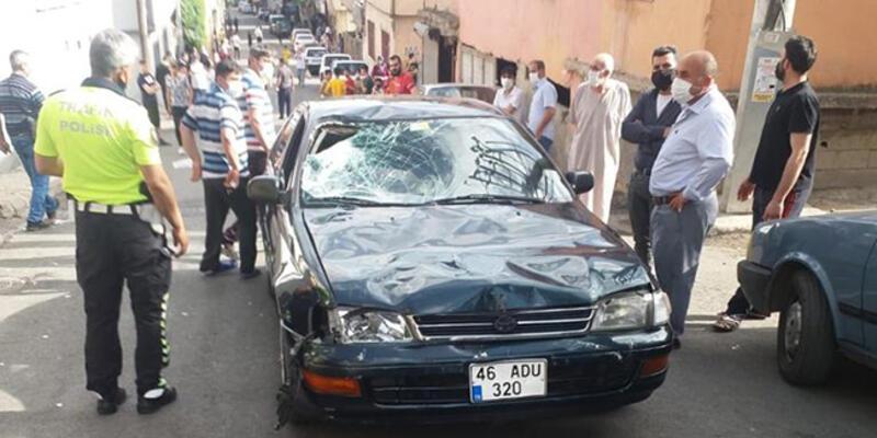 Otomobilin çarptığı 12 yaşındaki çocuk öldü