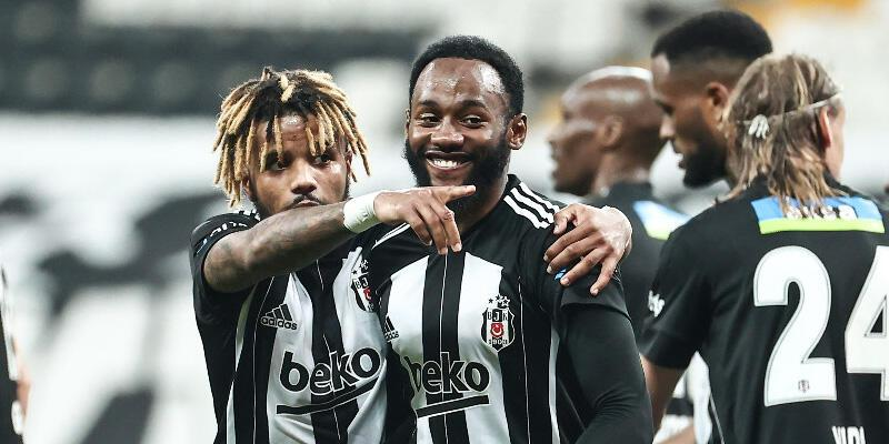 Son dakika... Beşiktaş'ta Nkoudou derbiye yetişiyor!