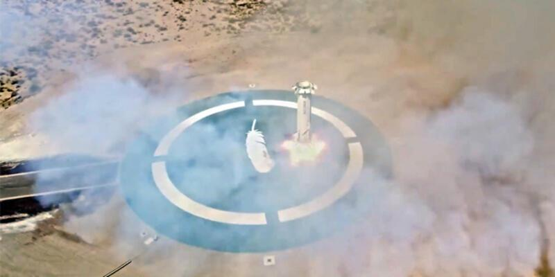 Blue Origin, uzay turizmi roketi için bilet satışına başlayacağını duyurdu