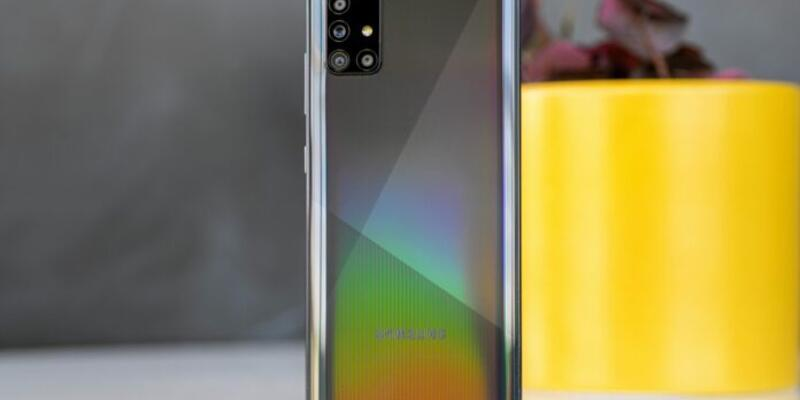 Samsung Galaxy A51 güvenlik güncellemesi aldı