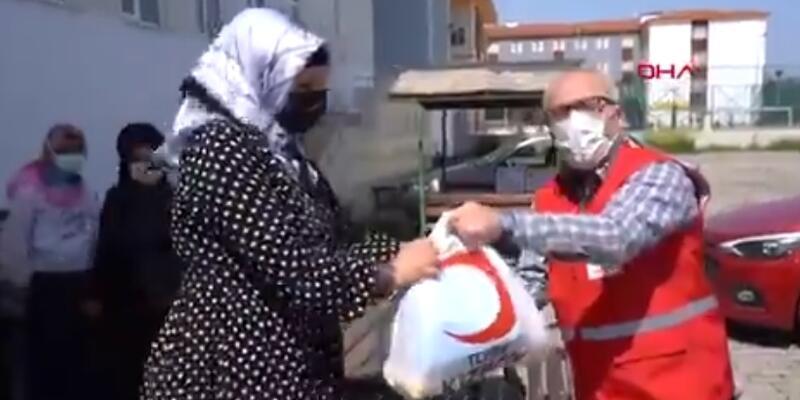 Mesut Özil'den ihtiyaç sahiplerine Ramazan yardımı