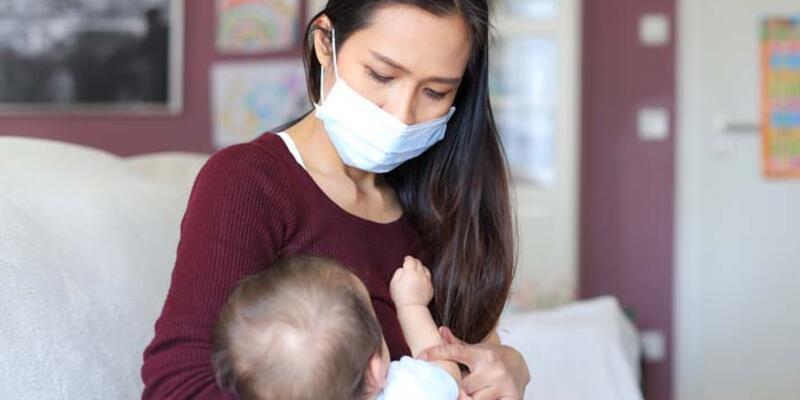 Covid-19 testi pozitif olan annelerin sütünde koronavirüse rastlanmadı