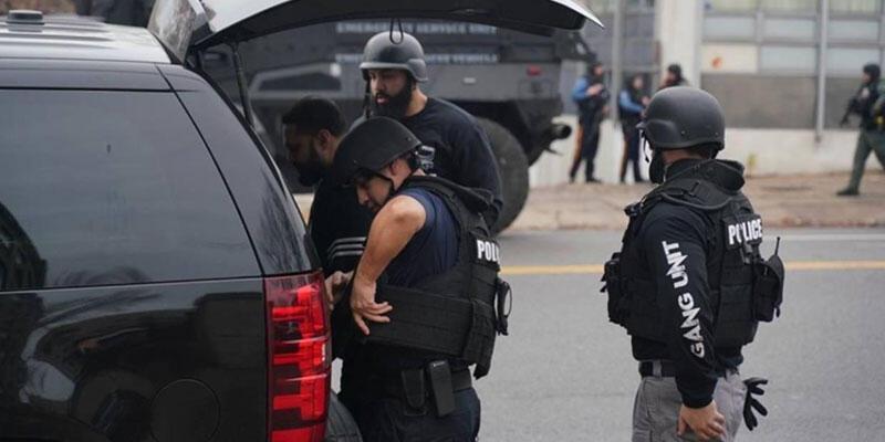 ABD'nin Idaho eyaletindeki ortaokulda düzenlenen silahlı saldırıda 3 kişi yaralandı