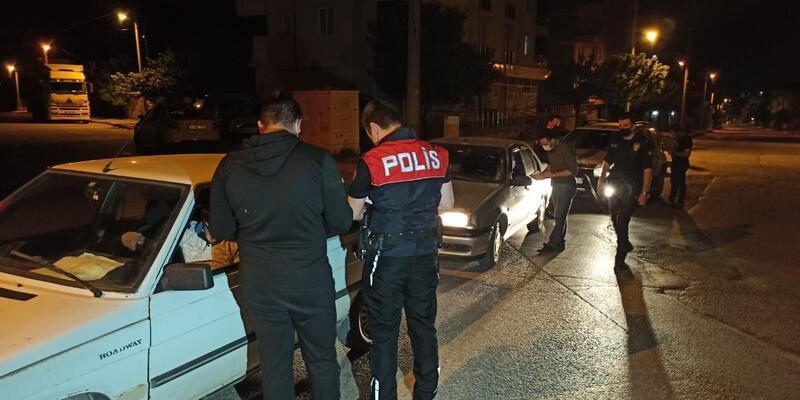 Kırıkkale'de 'şok denetim' uygulaması: Ceza yağdı