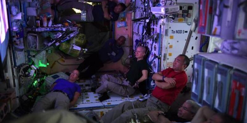 Astronotlar boş zamanında ne yapar?