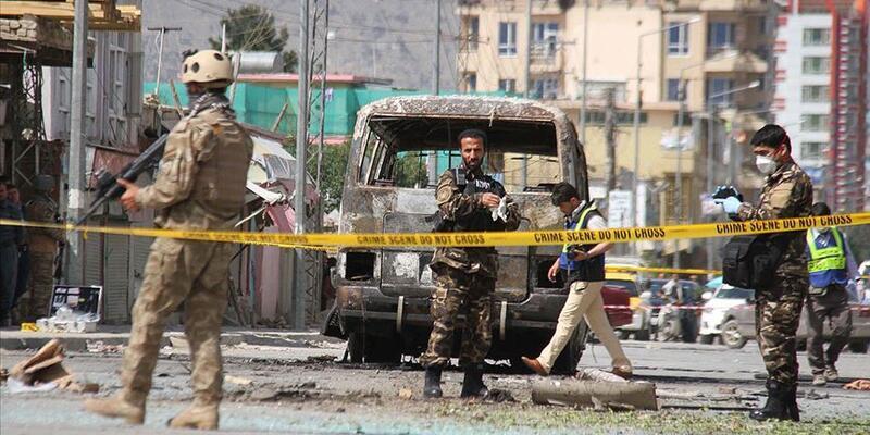 Afganistan'da bombalı saldırı: 3 ölü