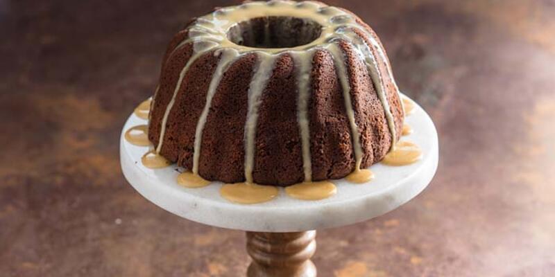 Sofralarınızı tatlandıracak kahveli kek