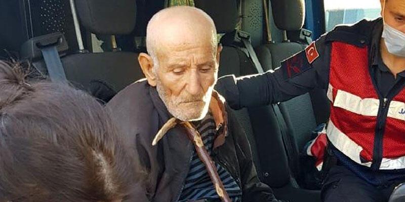 Alzheimerlı kişi kaybolduktan 12 saat sonra bulundu