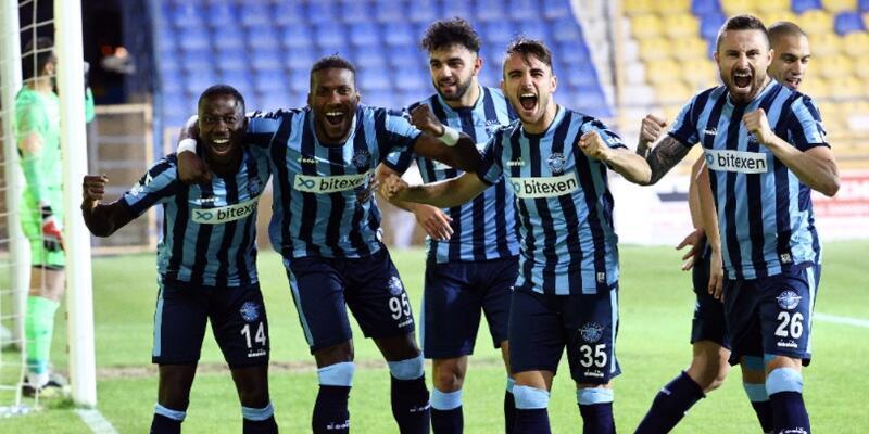 Adana Demirspor 26 yıl sonra Süper Lig'de